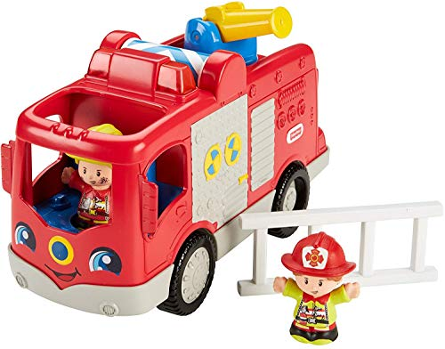Fisher-Price Little People, Helping Others Fire - Fire Engine Price Fisher