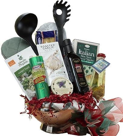 Amazon.com : Art of Appreciation Gift Baskets Pasta Perfecto ...