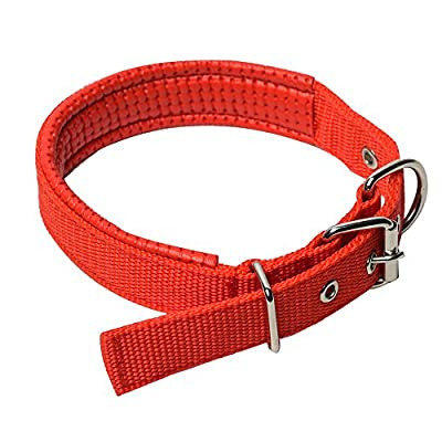 Head Tilt Three Piece Leash-Collar-Harness Kit-Red Pet Leashes One Size