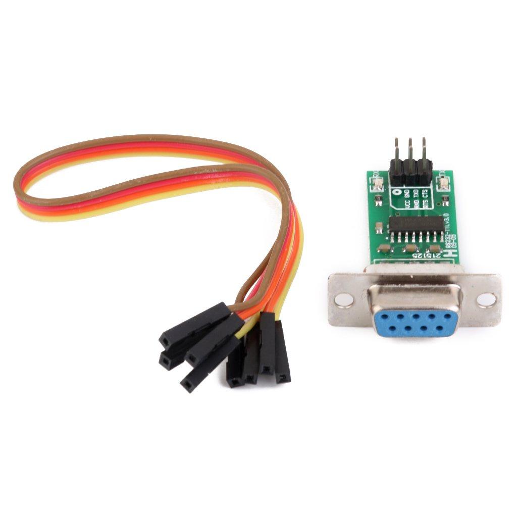 Max232 Rs232 Al Modulo Convertidor De Planchar / Adaptador TTL Con El Cable Unbekannt STK0114013010