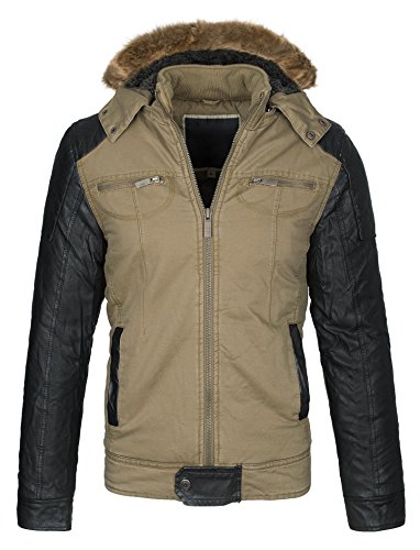 Selection Maniche Brands Lunghe Cachi Uomo Golden Giacca 5AUqtdwx7