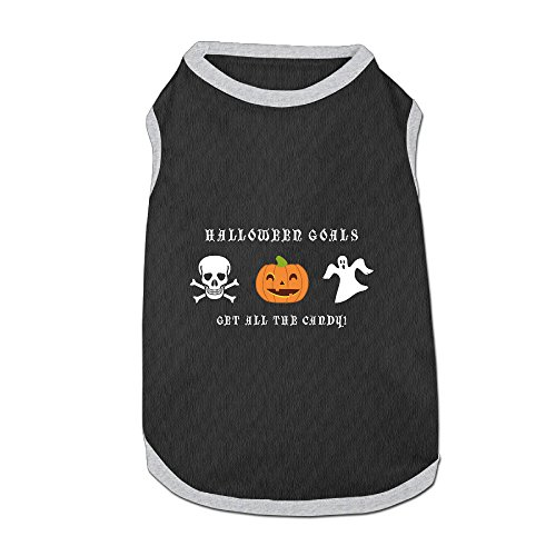 Pet Clothing Happy Halloween Goals Get All The Candy Dog Clothes (Harrison Ford Halloween)