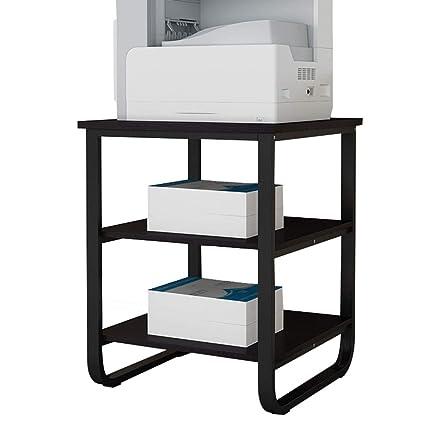 Qifengshop Estante de la Impresora para Pisos Estante para ...
