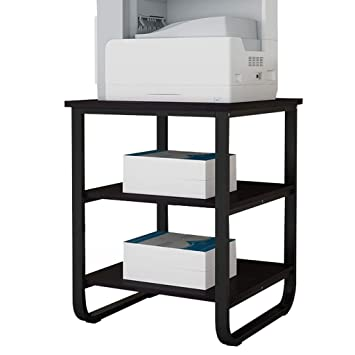 Amazon.com: Floor Printer Shelf Multi-Layer Printer Rack ...