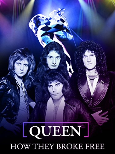 Mercury Material - Queen: How They Broke Free