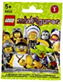 LEGO Minifigures 8803 : Series 3 (One Supplied)