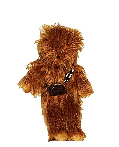 Star Wars 17  Plush  Backpack Darth Chewbacca