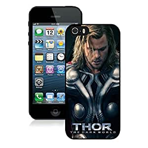 Thor Case For iPhone 5S/5 Black