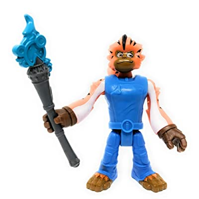 "Imaginext Tiger Monkey Blind Bag Series 12 Figure 2.5"": Toys & Games"