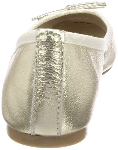 22122 Bailarinas Tozzi Premio platinum Dorado Para Mujer Marco vnTgxq