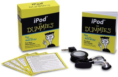 iPod for Dummies (For Dummies Series)