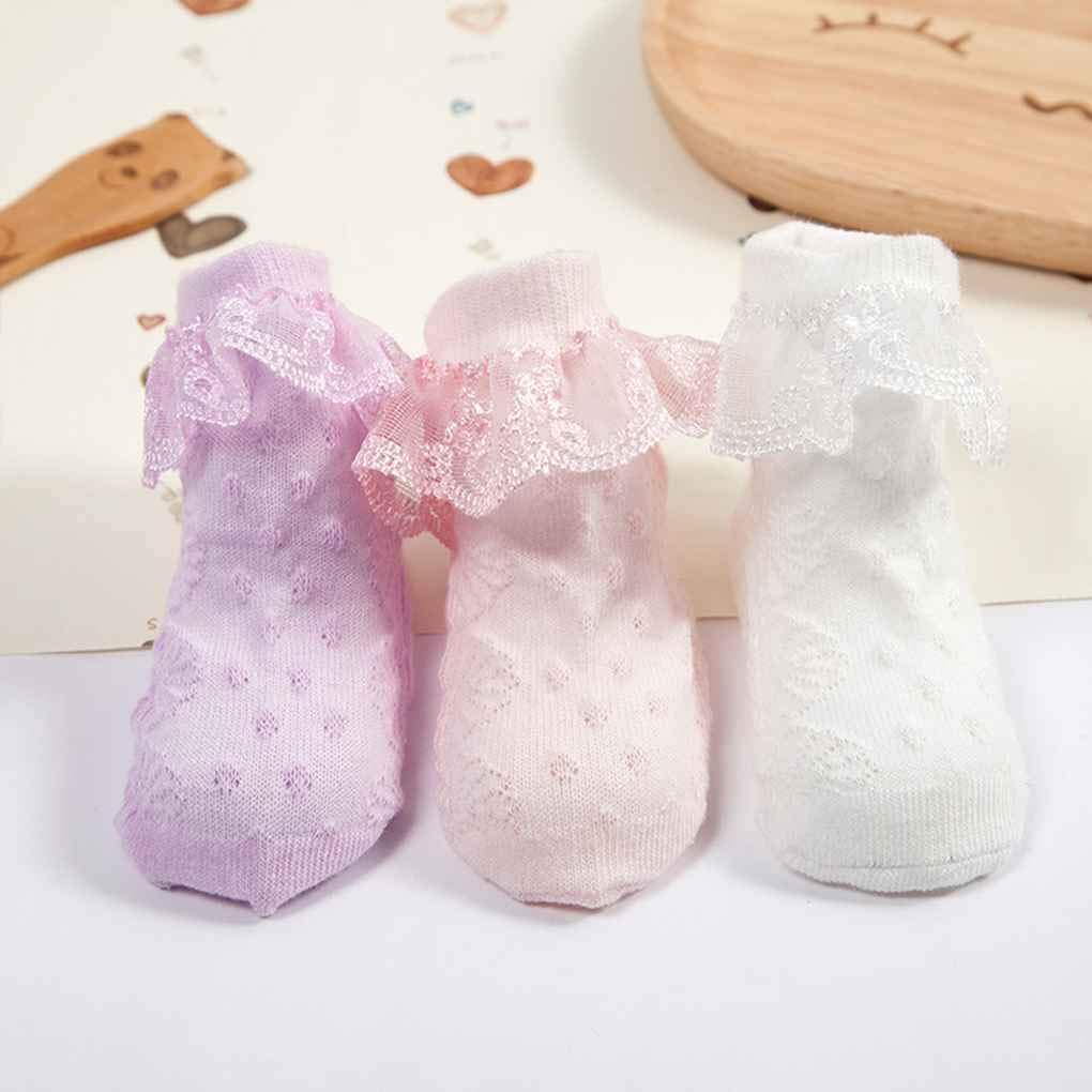 Elenxs B/éb/é Filles Coton Tricot/é Blend socquettes 0 12 mois