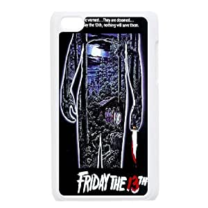 Ipod Touch 4 Phone Case Friday The 13TH Gb6498