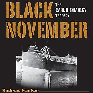 Black November: The Carl D. Bradley Tragedy Audiobook