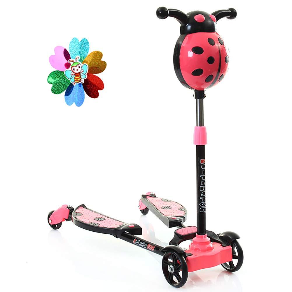Patinetes clásicos Scooter Ajustable para niños pequeños ...