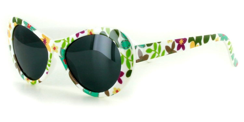 "Aloha Eyewear Girl's ""Secret Garden"" Cateye 42mm Sunglasses 100% UV"