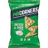 Popcorners Sour Cream & Onion, 7 Oz