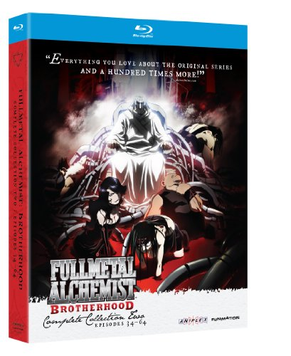 Fullmetal Alchemist: Brotherhood - Complete Collection Two [Blu-ray] by Funimation