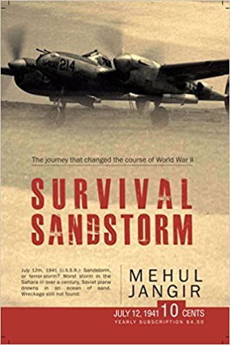 Survival Sandstorm: The Journey that Changed the Course of World War II