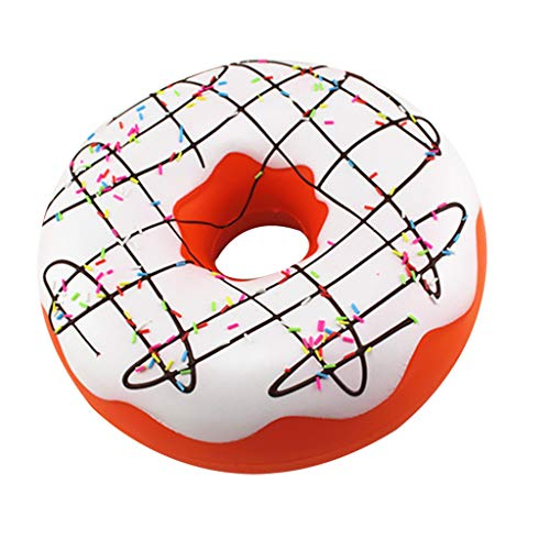 NOMENI Oversized Donuts Decompression Slowly Rise relieves Sweet Smell Interesting Charm squeezes Children's Toys -