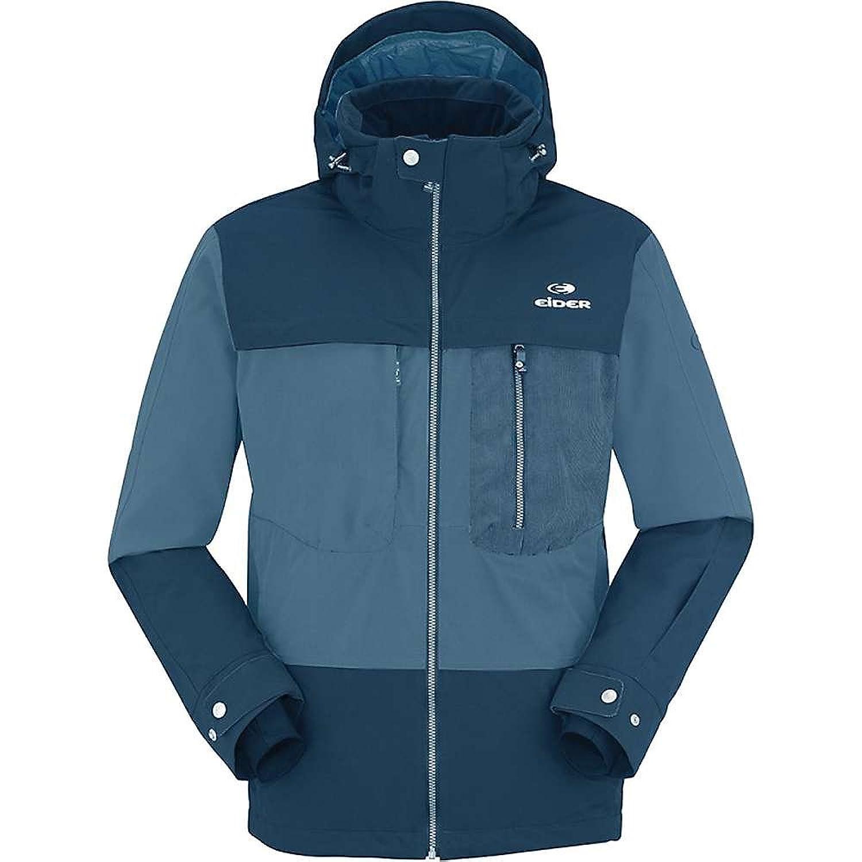 アイダー アウター ジャケットブルゾン Eider Men's Kanda 2.0 Jacket Midnight B lhs [並行輸入品] B077TN53TW  Large
