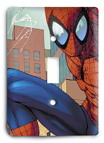 Age Covers Switch Light (Marvel Age Spiderman v18 Light Switch Cover)