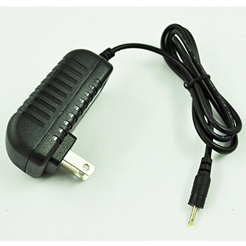 ACS 2.5mm Replacement AC Wall Charger for Nextbook NXW10QC32G 10.1
