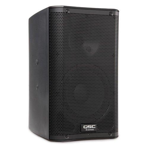 QSC K8 2-Way Powered Speaker - 1000 Watts, 1x8