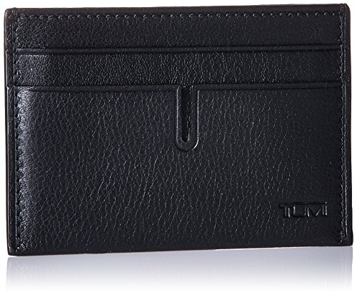 TUMI Men's Nassau Money Clip Card Case (Tumi Money Clip Wallet)