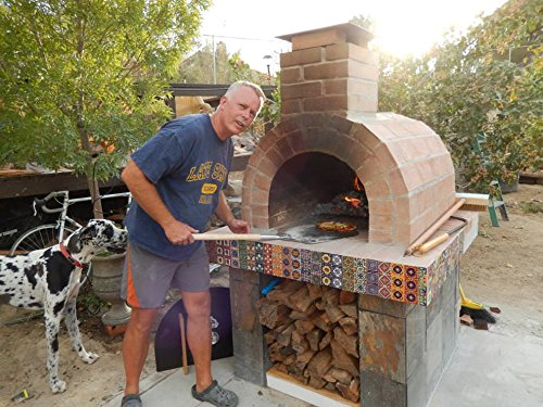 Amazon wood fired pizza oven form for diy brick wood ovens amazon wood fired pizza oven form for diy brick wood ovens mattone barile grande by brickwood ovens garden outdoor solutioingenieria Gallery