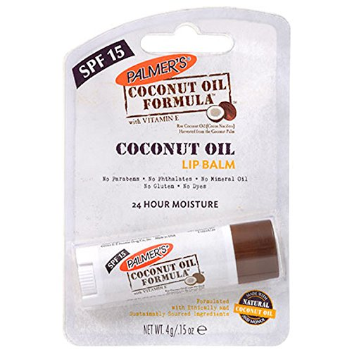 Oil Lip Balm - Palmer's Coconut Oil Formula Lip Balm with Vitamin E (3 Pack)