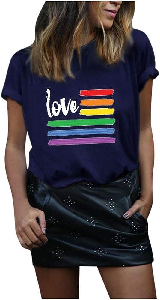 Día de San Valentín Impreso Blusas De Mujer En Oferta Dama Blusas ...