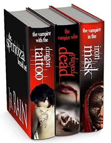 Spinoza Trilogy J R Rain ebook