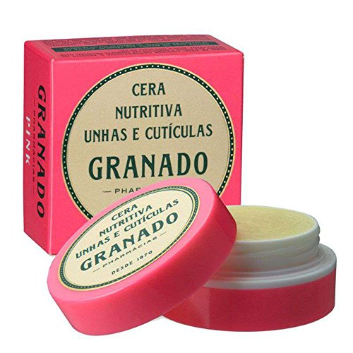 Linha Pink Granado – Cera Nutritiva Unhas e Cutículas 7 Gr – (Granado Pink Collection – Nutricious Wax for Nails and Cuticles 0.2 Oz)