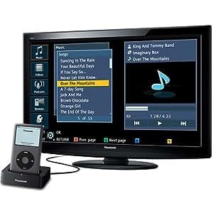 Panasonic TC-L32X2 32-Inch 720p LCD HDTV with iPod Dock
