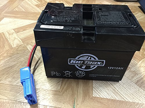 Kidtrax Replacement 12V 12ah Battery