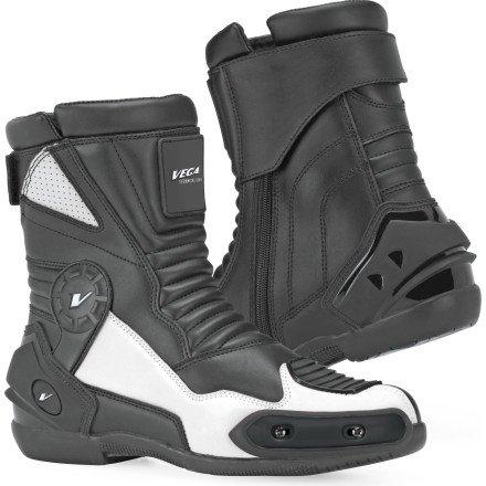 (Vega 12 O'Clock Sport Boots (Black, Size 11))