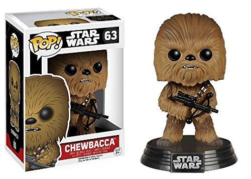 Funko POP! Star Wars: Episode Vii - Chewbacca #63 Vinyl Bobb