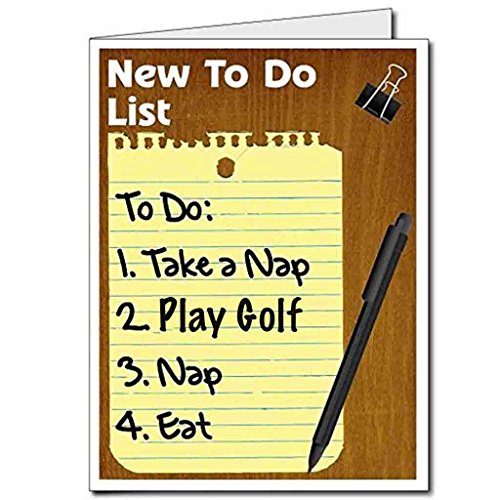 18×24-Giant-Retirement-Party-Card-with-Envelope-To-Do-List