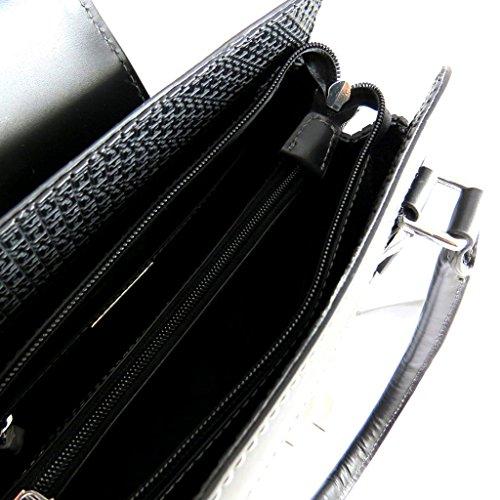 Bolsa 'Ted Lapidus'negro.