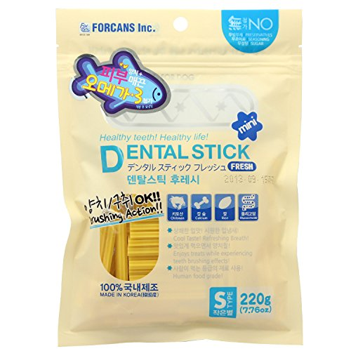 Forcans Dental Stick Omega Small 220g