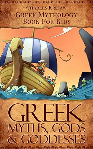 Greek Myth Book