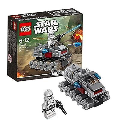 Star Wars - Clone Turbo Tank - 75028: Toys & Games