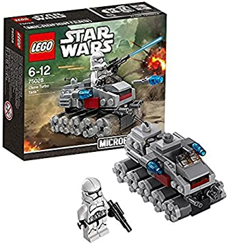 LEGO STAR WARS - Clone Turbo Tank (75028)