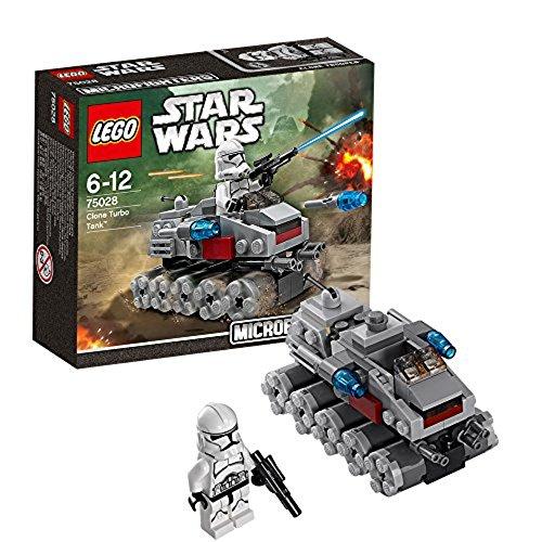 (Star Wars - Clone Turbo Tank - 75028)