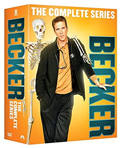 Becker: The Complete Series (Becker The Complete Series)