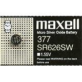 Maxell Pila de botón 377/SR626SW/AG4/626(max377/376)