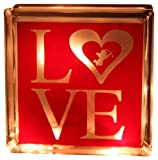 glass block decals - VINYL DECAL LOVE Glass Block Vinyl