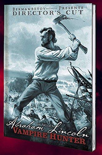 The Art of Abraham Lincoln: Vampire