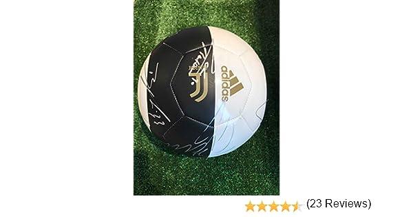 Adidas - Balón autografiado del equipo F. C.-Juventus, temporada ...